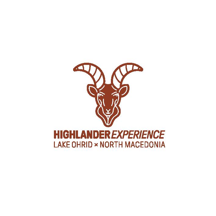 HIGHLANDER EXPERIENCE Lake Ohrid x North Macedonia _ Icon-Logo20