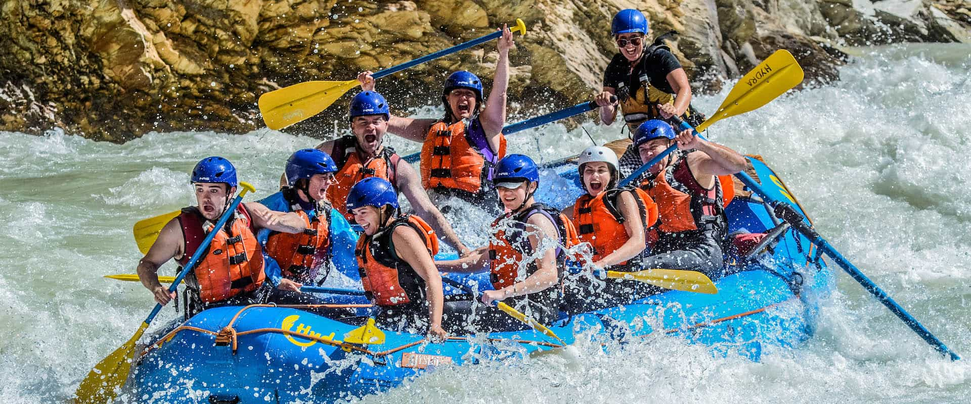 Experience-whitewater-thrills-on-the-Kicking-Horse-Classic-Whitewater-Rafting-Tour